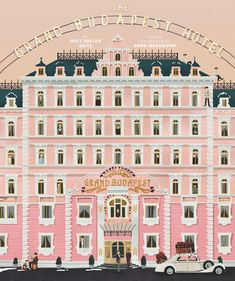 The Wes Anderson Collection: The Grand Budapest Hotel - Matt Zoller Seitz, Anne Washburn
