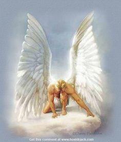 Cantinho de Imagens da Guerreira:   Diversos - Anjos e Arcanjos  