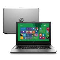 O notebook HP 14-AC139BR é o portátil ideal para acompanhar a sua rotina. O design leve e compacto oferece maior mobilidade para usuários que passam o dia em movimento.    Com configuração potente, o HP 14 reúne processador da 5ª geração Intel® Core™ i5, 4GB de RAM e 500GB de HD. Jogos, vídeos e outras atividades de multimídia rodam perfeitamente.    Amplie a conectividade com dispositivos externos e compartilhe dados com facilidade