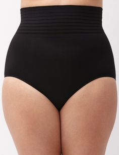 High Waisted Panties by Lane Bryant