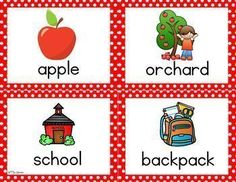 September ABC Order Check out this fantastic activity that helps students practice putting words in alphabetical order! There are two sets of September-theme ABC order cards for differentiation. The first set has the vocabulary words and pictures. The sec