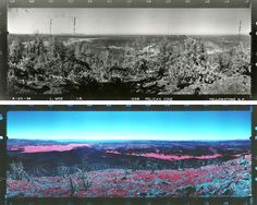 Then-and-Now Panoramas Show US National Parks 80 Years Ago and Now