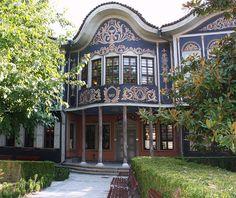 Visit Plovdiv with JMB Travel http://www.jmb-travel.com/plovdiv/ #plovdiv #plovediv #bulgaria  Kuyumdzhieva house in Plovdiv, Bulgaria