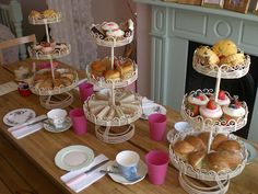 afternoon tea party!
