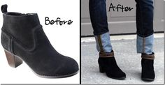 Top 10 Amazing DIY Ideas For Boots Makeover