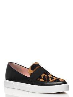 Leopard detail loafers - That's Not My Age