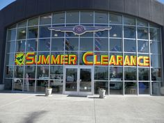 Car-Dealership-Window-Painting-Seasonal-Summer Sale windowpainting.com