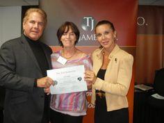 NLP Practitioner Certification Training: Sydney, Australia   Date: May 2011   #NLP #NLPPractitioner #TadJamesCo #TadJames #AdrianaJames #TrishA