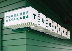 Good design makes me happy: Best Awards - Tuckshop by Akin