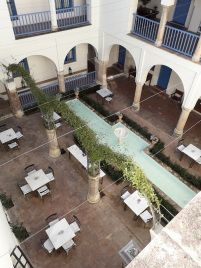 Casas de la Juderia, Cordoba Hotel Door, The Porter, Styling A Buffet, Street Names, Boutique Hotels, Stay The Night, Andalucia, Outdoor Areas, Other Rooms