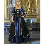 Gothic Madame Gown - MCI-198 by Medieval Collectibles