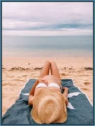 Resultado de imagem para fotos embarazadas playa