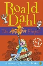 The Magic Finger by Roald Dahl - Paperback, 2008 - Brand New Visit ..The Ginger Sheep..only £3.99