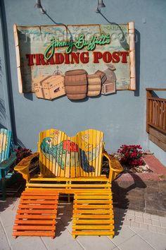 Jimmy Buffett Chair - love it!