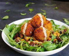 Recette des falafels de patate douce au four. Une revisite saine pour des repas vegan originaux de mail0ves - MailoFaitMaison