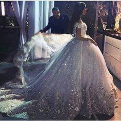 O vestido dos sonhos!!