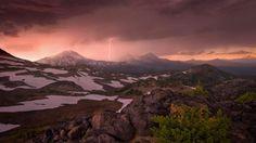 Les sublimes paysages de l'Amérique magnifiés par des jeux de lumière à couper le souffle
