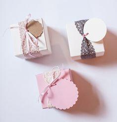 #Vintage Wedding #lace #Spitze #rosa #weddings #Hochzeit #Dekoration #Floristik #guest present #wedding gift #Gastgeschenke