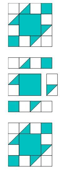 52 Weeks of Quilt Pattern Blocks in 52 Weeks, Week 15