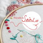 Cinderberry Stitches: Tutorial also great blog! Embroidery & Sewing