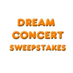 ROCK your luck! Enter NOW for your chance to win $5,000 towards your DREAM CONCERT. Yep,we are totally serious.