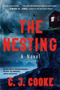 The Nesting Creative Teaching, Creative Writing, New Books, Books To Read, Modern Gothic, Crime Books, S Diary, Falling In Love With Him, Mystery Thriller