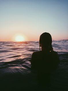 The sea, it speaks to me