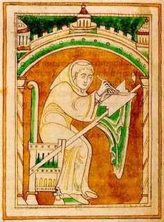 Writing the Word: Images of the Medieval Scribe at Work