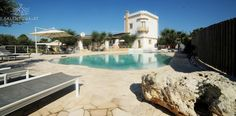 Villa Athena - Alliste (capilungo) - Puglia - Italy