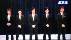 [ENTERTAINMENT] SMAP members acknowledge break up rumors but did not comment about it - http://www.afachan.asia/2016/01/entertainment-smap-members-acknowledge-break-rumors-not-comment/