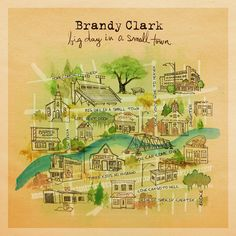 Brandy Clark- Big Day in a Small Town
