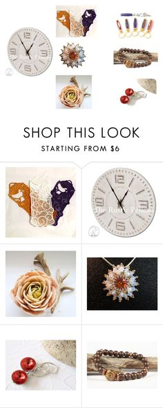 """""""Lovely Collage #2"""" by keepsakedesignbycmm ❤ liked on Polyvore featuring etsy, jewelry, accessories, homedecor and gifts"""