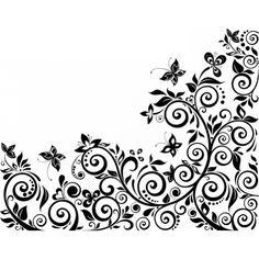flores y arabescos - Buscar con Google