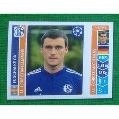 Football Soccer Sticker Panini UEFA Champions League 2014 #521 FC Schalke 04