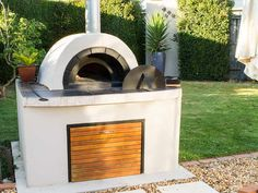 How to assemble a Pizza Oven and build the base. Watch video.
