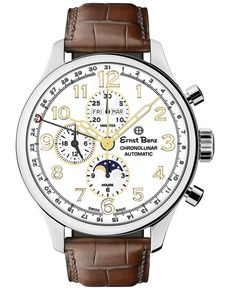 Ernst Benz - Grand Circle Officer Chronograph