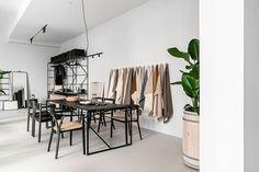 De Padova Gdańsk on Behance Icon Design, Architecture Design, Cool Designs, Interior Design, Behance, Branding, Furniture, Showroom, Home Decor