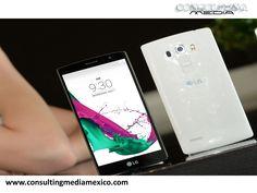 LA MEJOR AGENCIA DIGITAL. LG presentó en México sus modelos de teléfonos LG G4 Beat, LG G4 Stylus y LG Max. El LG G4 Beat, está equipado con una cámara de 13 megapíxeles y un sensor con enfoque automático de láser. Además, cuenta con una pantalla de 5.2 pulgadas Full HD. www.consultingmediamexico.com