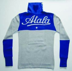 Replica Atala jersey (I love this one... 1920's--1930's)...