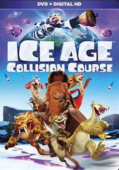 DVD: Ice Age: Collision Course