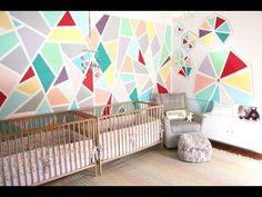 Mosaic Baby Room | Hometalk