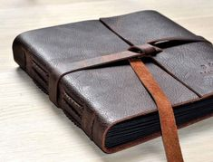 This Rustic leather album is handmade by cowhide leather ,With personalized stamp the words and date on cover. This Rustic leather album collect and protection your photos .Its will become a good memories when you see it. Its a great gifts for collector. About free stamp: Please tell me your