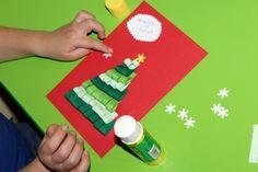 Kusiątka: Kartki świąteczne ze starszakiem Creative Kids, Christmas Cards, Playing Cards, Crafts, Christmas E Cards, Manualidades, Xmas Cards, Playing Card Games, Christmas Letters