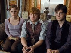 Our favorite Harry Potter co-stars were almost in another movie together