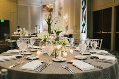 Have you even seen anything like this centerpiece of white lilies before? Such a uniquely, elegant idea. Wedding Ceremony, Reception, Grand Hyatt, White Lilies, Wedding Table Settings, Atlanta Wedding, Flower Crown, Wedding Details, Floral Arrangements