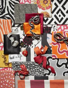 DVF Fabric Collection for Kravet