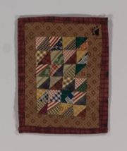 Cute small quilt...