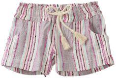 Roxy Kids Baby-girls Infant Home Run Shorty Pull On Short  Super cute