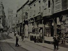 Seaside Resort, Cymru, Oxford Street, Swansea, Wales, History, Historia, Welsh Country