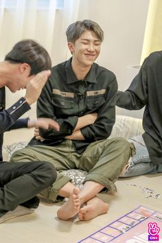 Feet r disgusting yet he has nice feet? JOON IS THE DEFINITION OF PERFECT